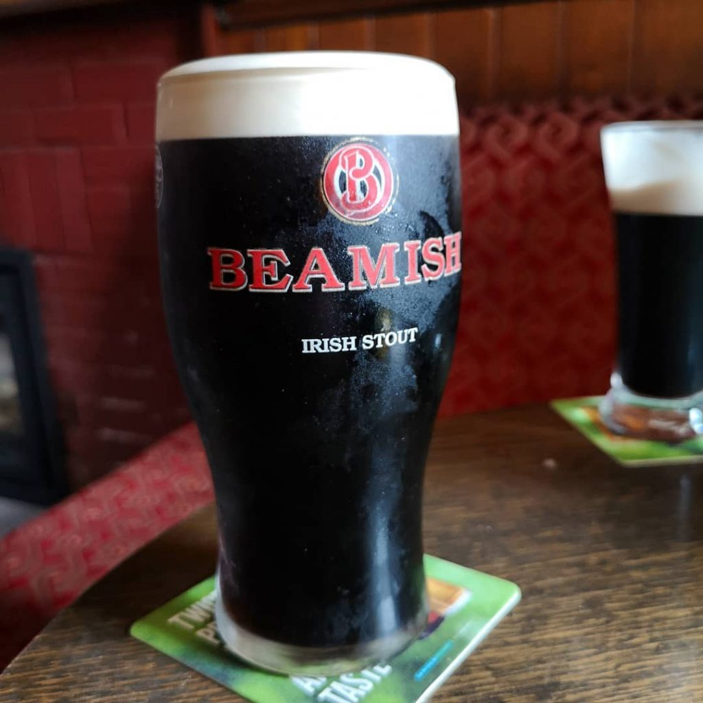 Beamish is another of the top stout that may be better than Guinness, the flavour is rich and balanced.