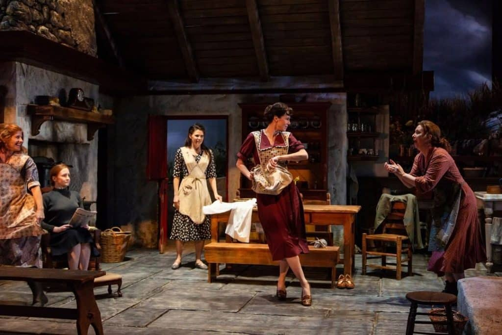 Dancing at Lughnasa is truly one of the best Irish plays ever written.
