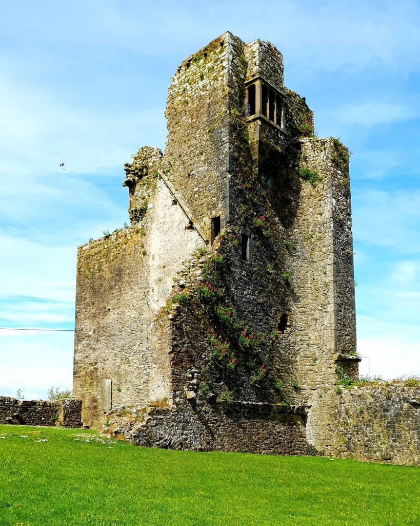 The Countess of Granny was a tyrannical lady of the castle. She makes Grannagh castle one of the most haunted castles in Ireland.