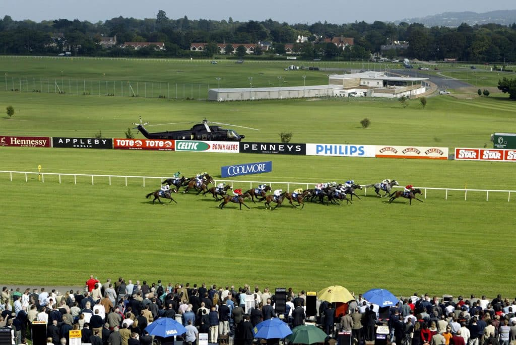 Leopardstown Racecourse is another of the best racecourses in Ireland, the Irish Champion Stakes is the biggest race there.