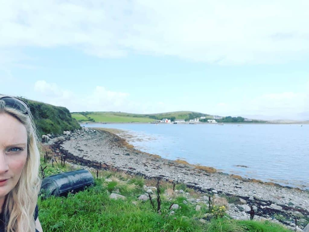 Inishlyre is a island with a small population but has great sights and nature.