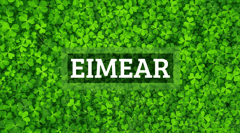 The Irish name Eimear can also be spelt as Emer or Eimhear