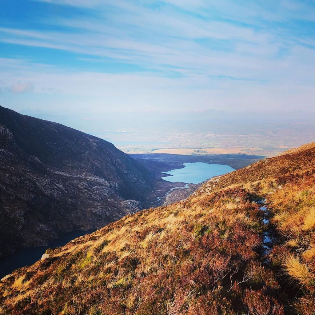 Up next on our list of highest mountains in Ireland is Mangerton Mountain in Co. Kerry.