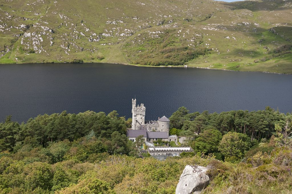 Glenveagh Castle is a modern masterpiece and another of the best castles in Ireland.
