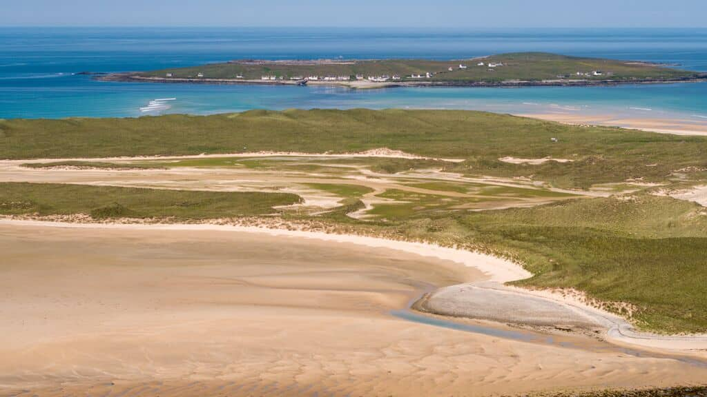 Tory Island is another of the top Irish islands you should visit off the coast.