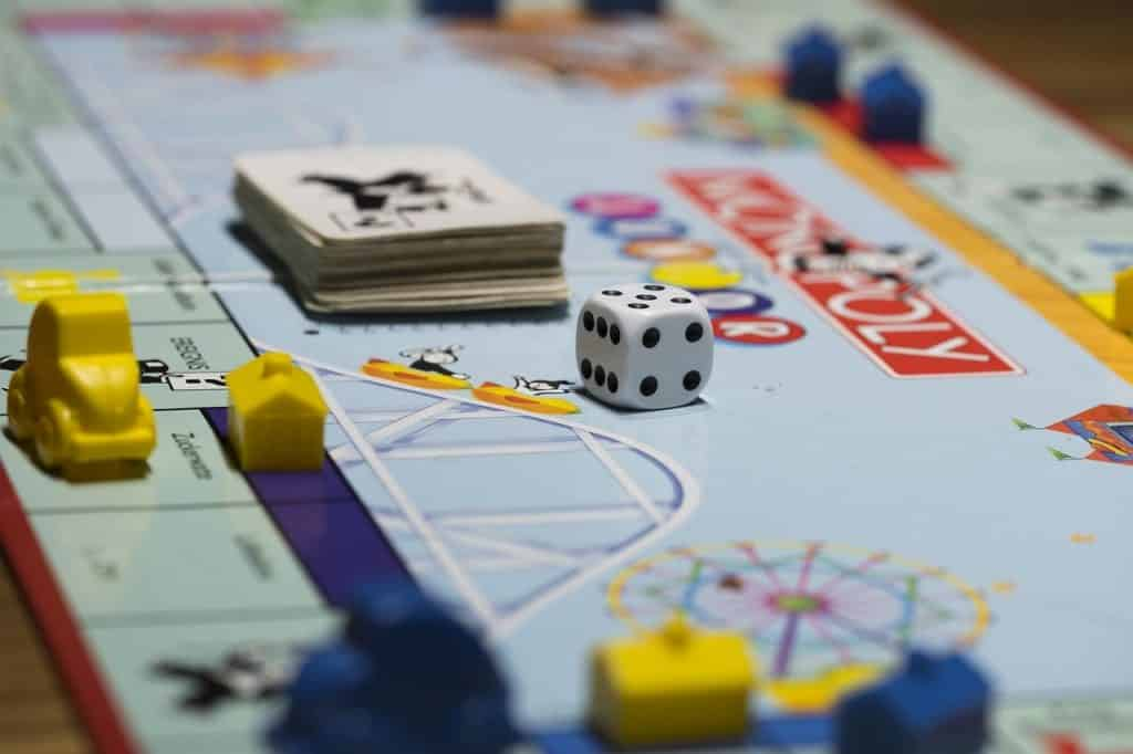 One of the key quirks at Jack Straws is the selection of board games on offer.