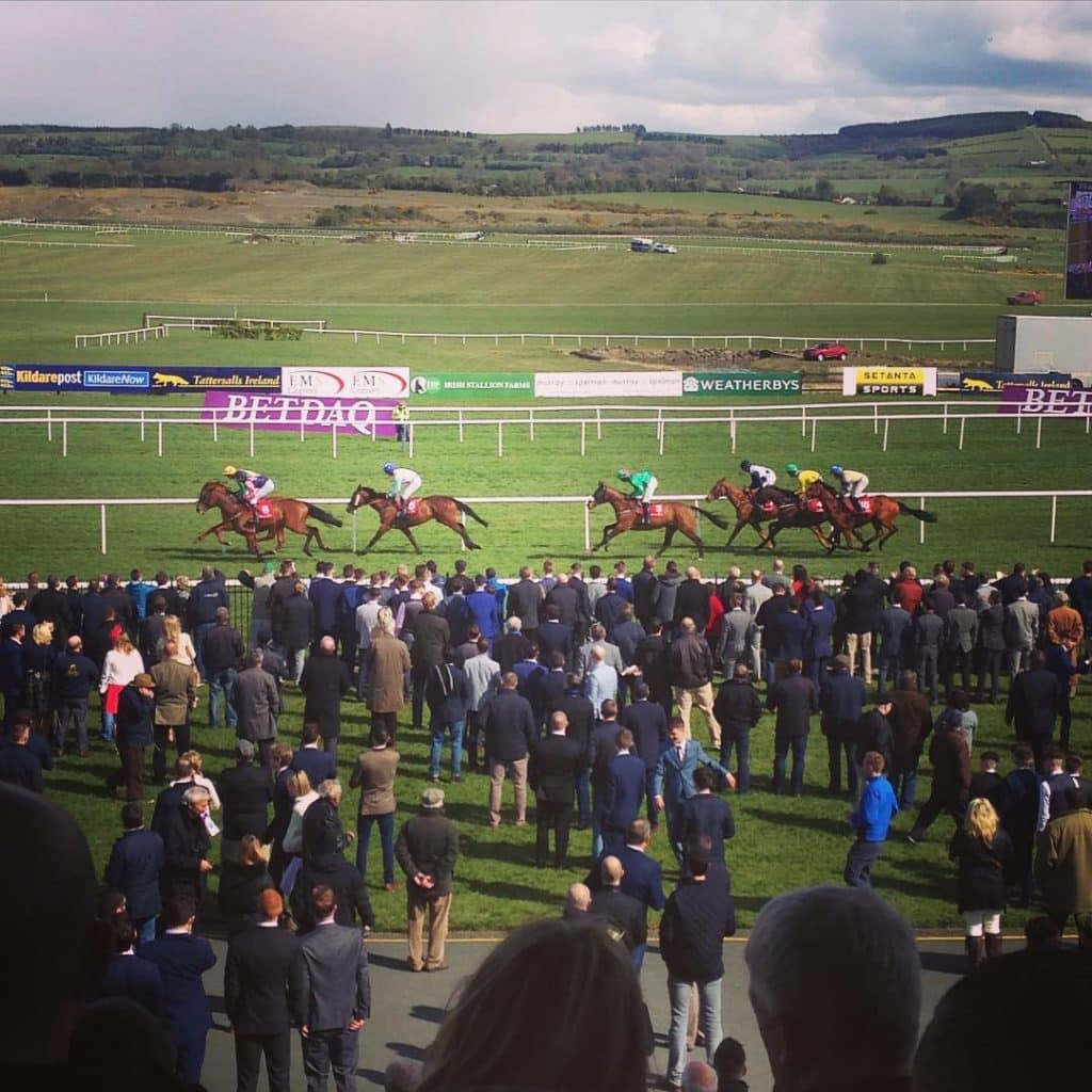 Punchestown Racecourse is the home of National Hunt racing, another of the best racecourses in Ireland.