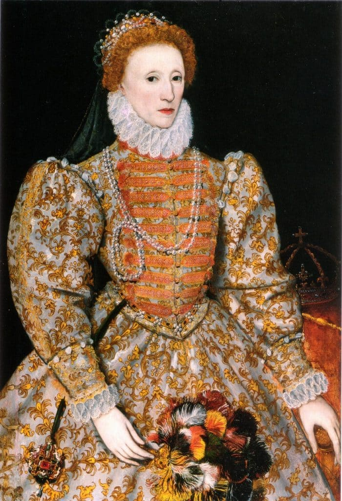 Queen Elizabeth I once banned the name O'Neill due to a falling out.