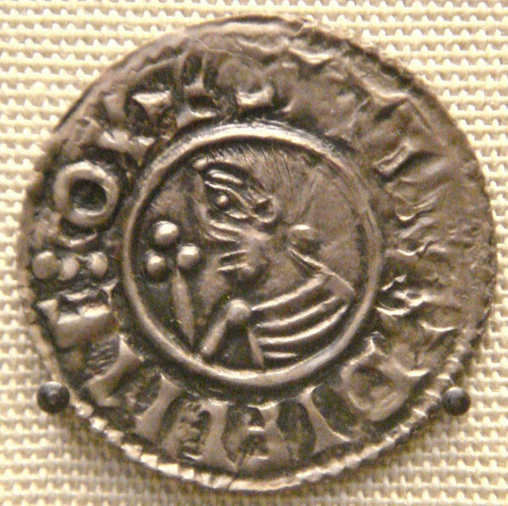 The first Irish currency was created by the Vikings, the Hiberno-Norse.
