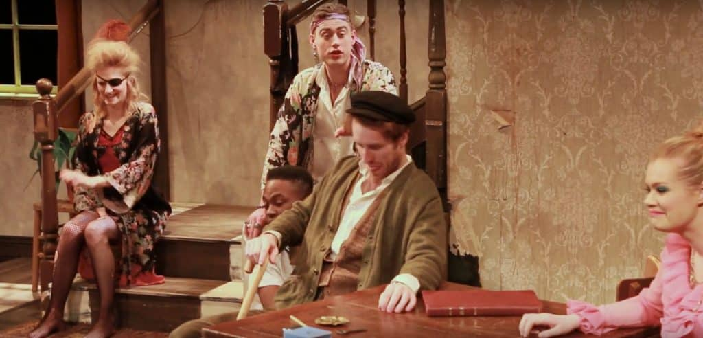 Brendan Behan's The Hostage is another of the best Irish plays.