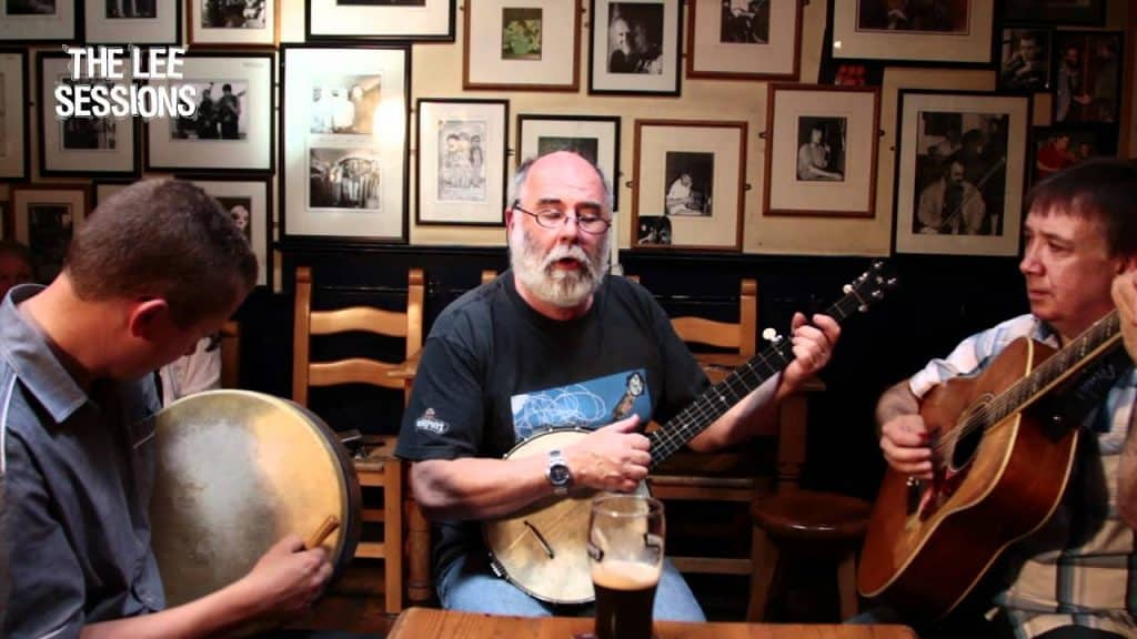 St Patrick's Day in Ireland wouldn't be complete without traditional music, be sure to try The Lee Sessions.