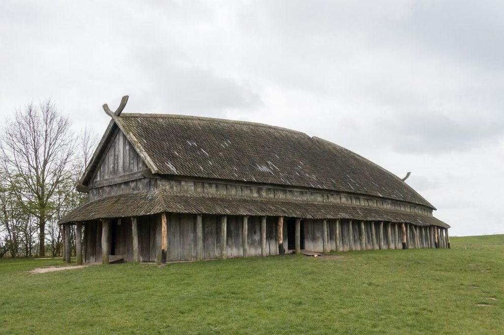 Many Viking settlements still exist in Ireland, another of the top facts about the Vikings in Ireland.