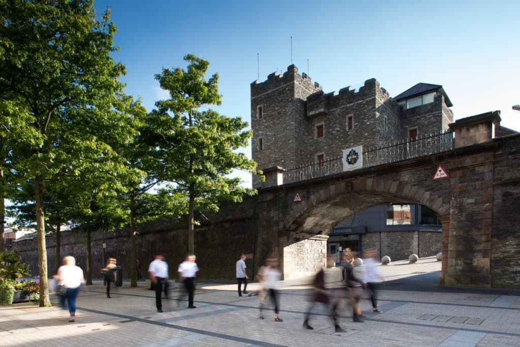 Tower Museum is another of the best things to do in Derry.