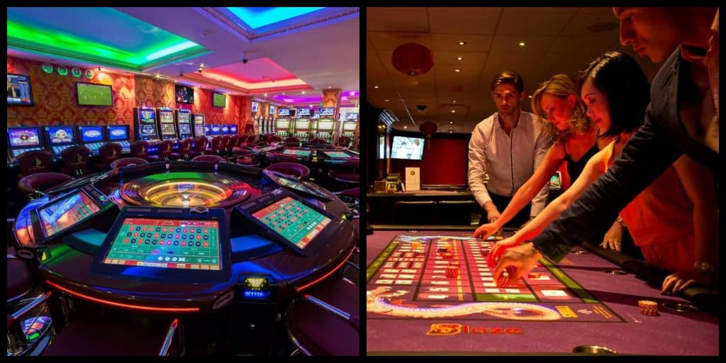 5 casinos in Ireland for a cheeky bet.
