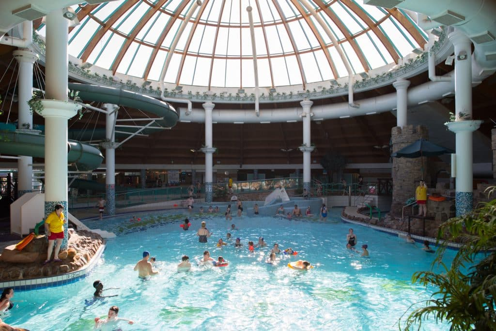 County Kerry Ireland is home to the Aquadome, a great indoor activity.