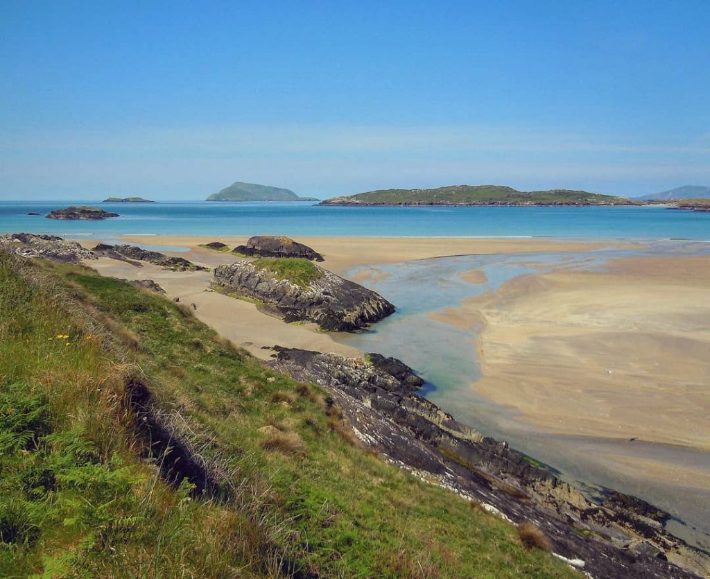 Caherdaniel is another of the best Ring of Kerry highlights you need to stop at.