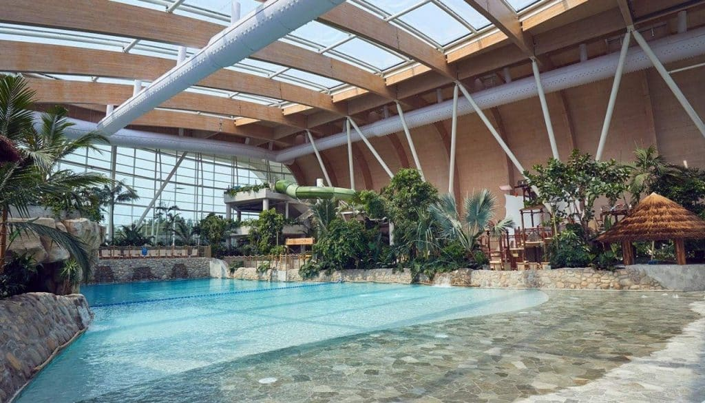 Centre Parcs is truly one of the top staycation in Ireland destinations, especially for families.