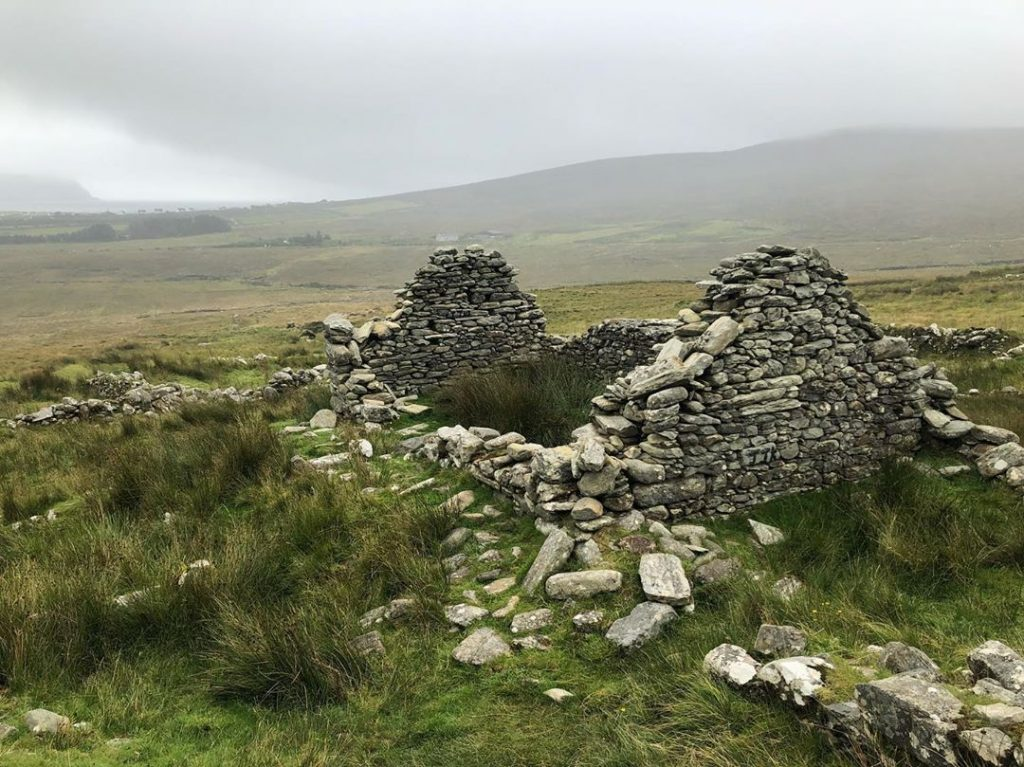 The deserted village is one of the top highlights to visit, one of the greatest places to see.