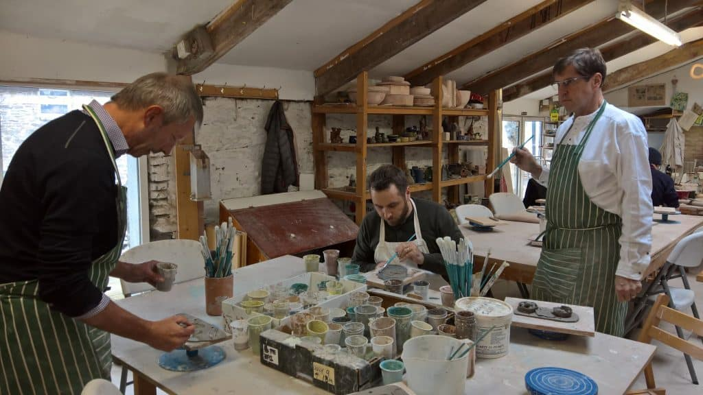 Kinsale Pottery and Arts Centre is one of the top best things to do in Kinsale.