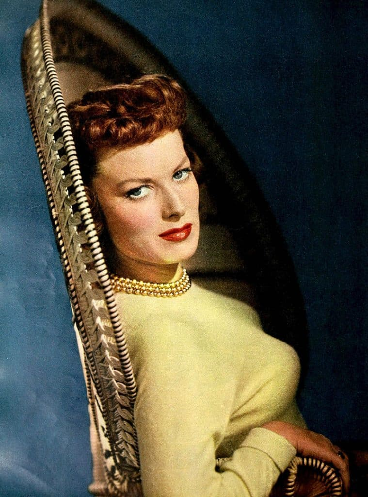 Maureen OHara is a true star of the Golden Age.