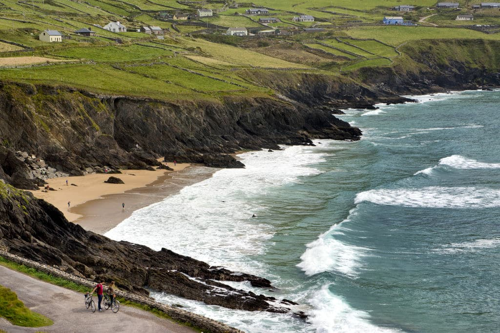 Dingle, in Co. Kerry, is a great way to explore the Dingle Peninsula and another of the best things to do in Ireland.