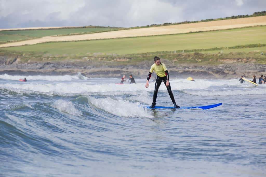 Another of the best things to do in Kinsale is hit the beach, one of the true highlights.