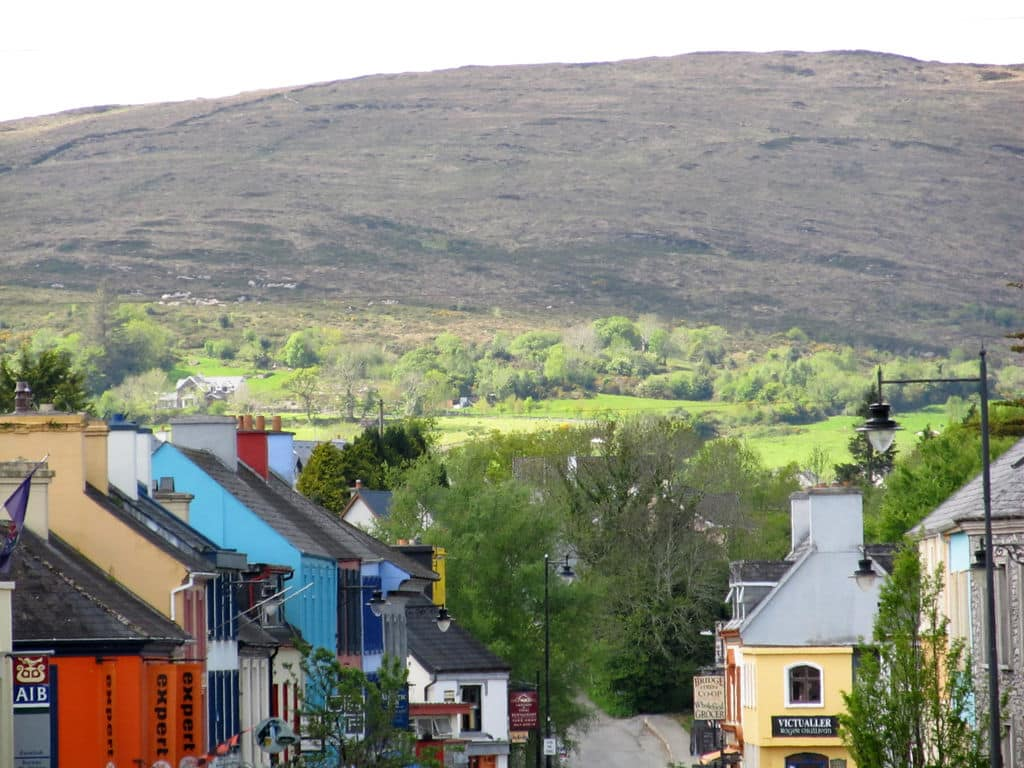 Kenmare is another of the top and best towns to visit in Ireland.