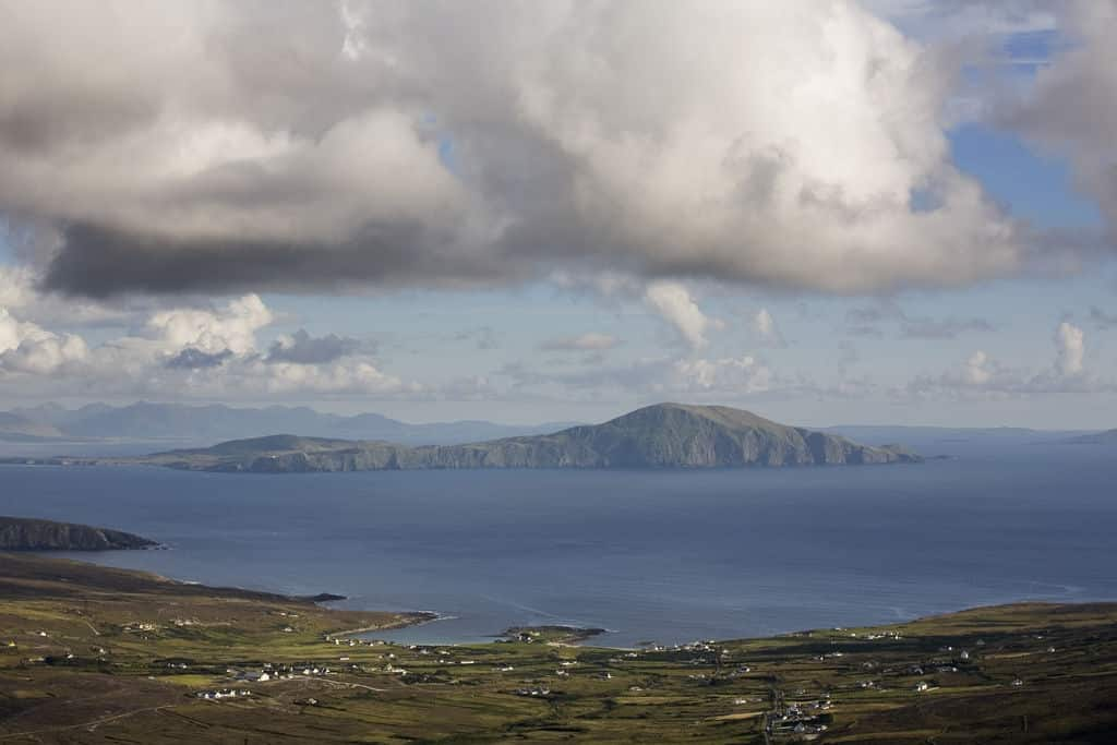 Looking a bird's-eye view is another of the best things to do on Achill Island, another of the top highlights.