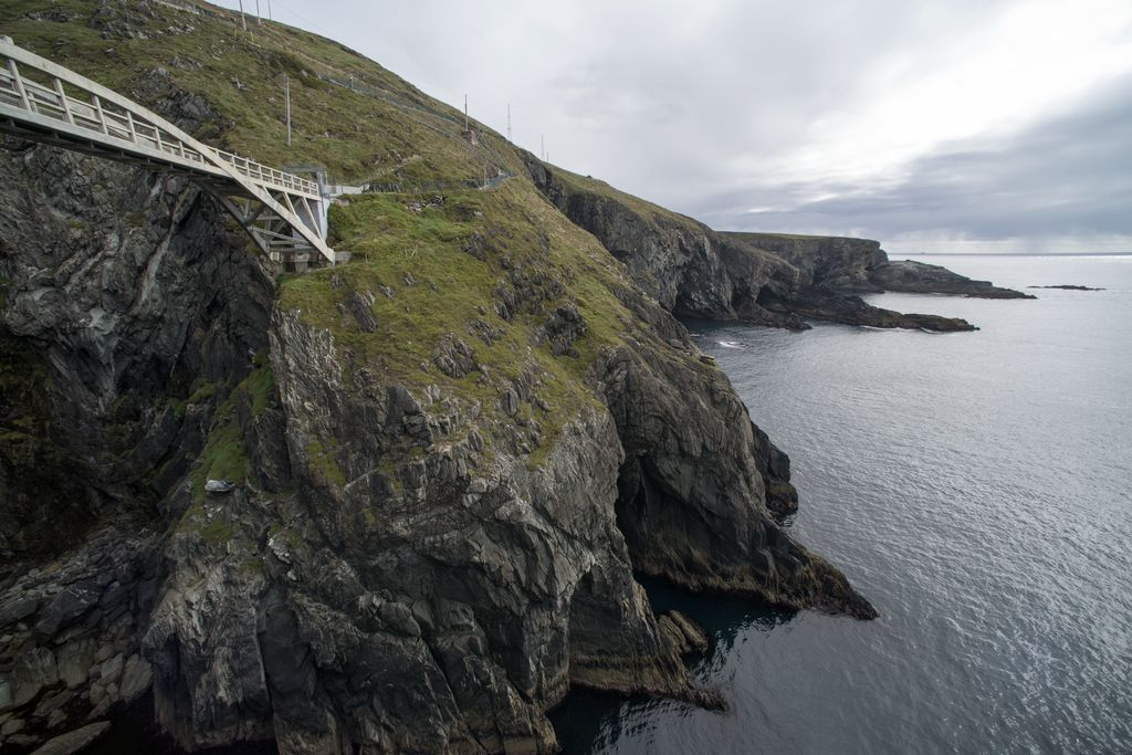 Another of the top things to do in Cork Ireland is visit Mizen Head.