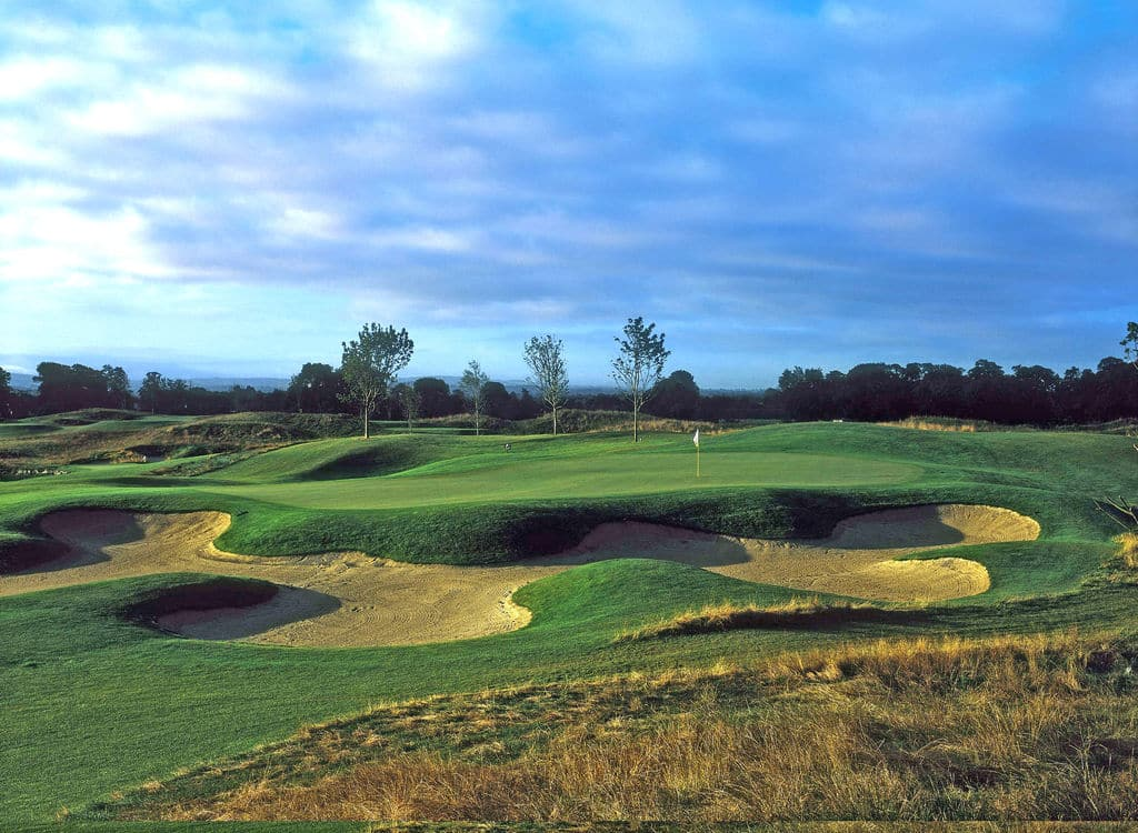 K Club in Kildare is a top Ryder Cup host golf course.