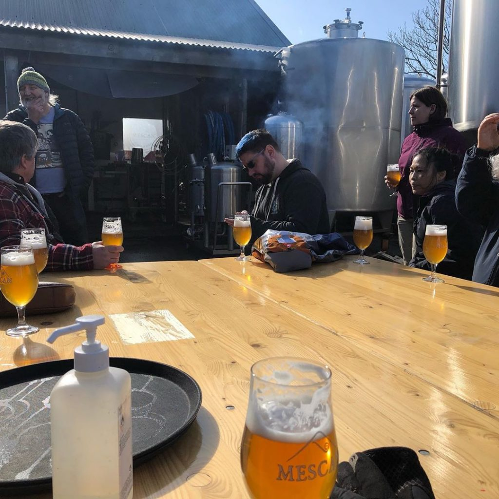 A brewery tour is Irish craft beer at its best and another of the best things to do in Westport.