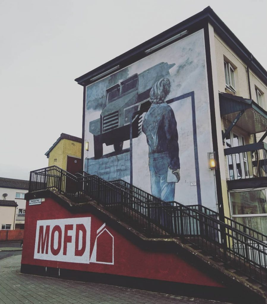 The Museum of Free Derry is another must-visit things to do in Londonderry.