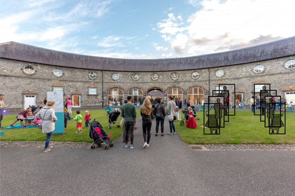 The National Gallery of Design and Craft is a great place to visit in kilkenny.