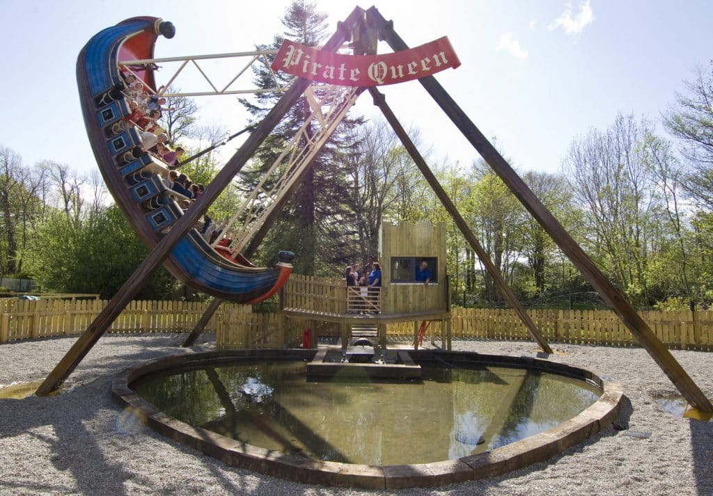 Pirate Adventure Park is perfect for families and one of the top theme parks in Ireland.