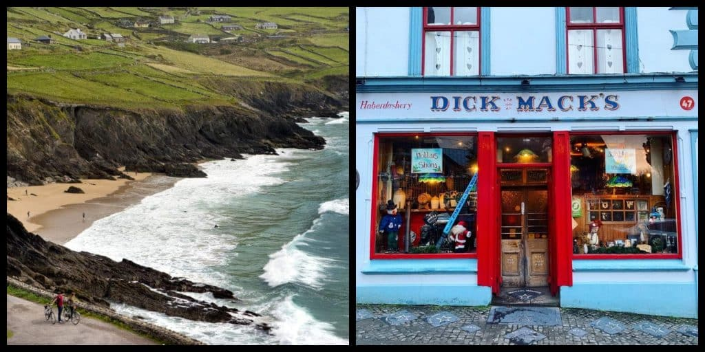 The 10 best things to do in Dingle, Ireland.