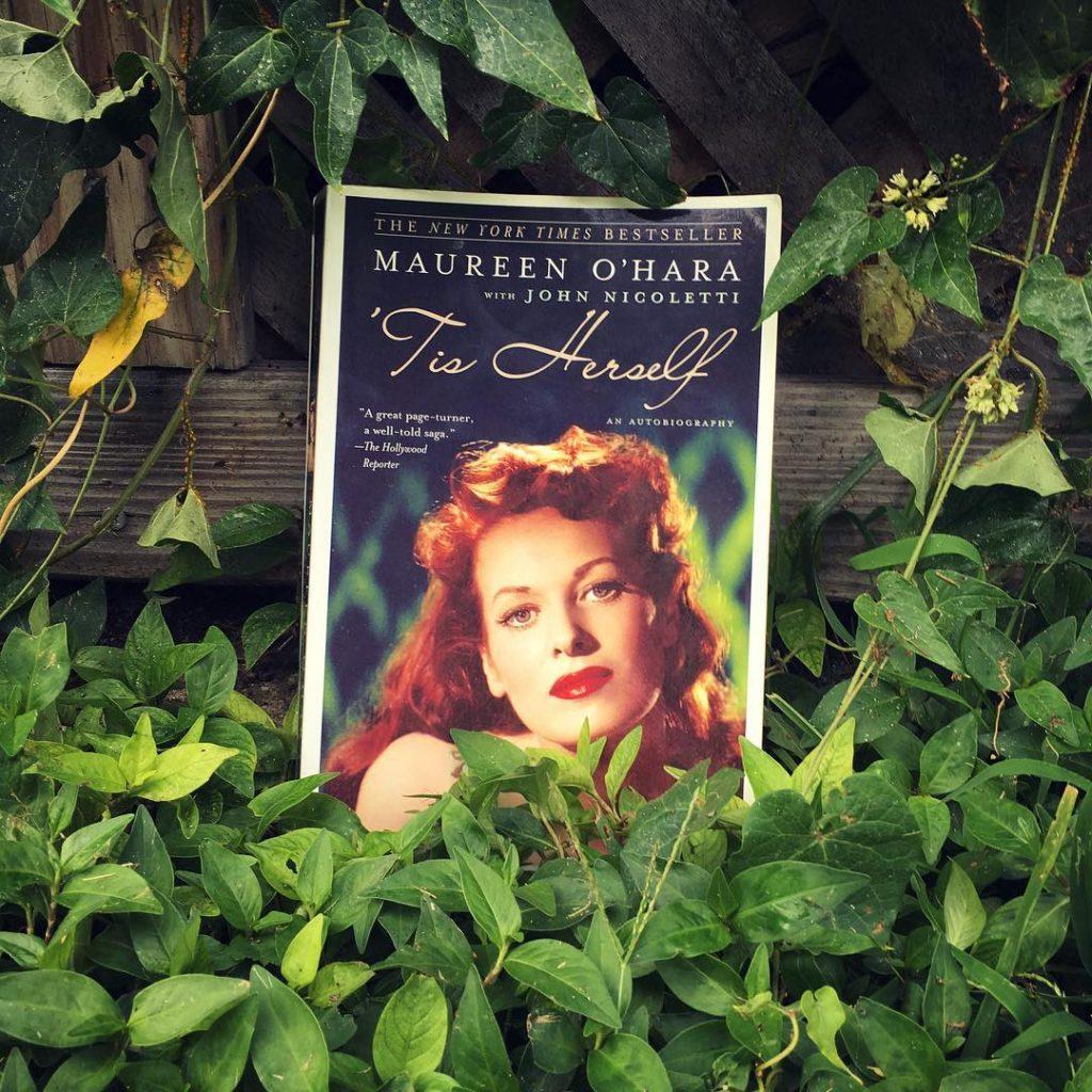 Maureen O'Hara was a star of the silver screen.