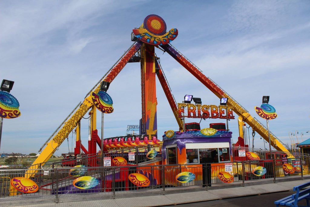 Tramore Amusement Park is another of the must-visit fun parks in Ireland.