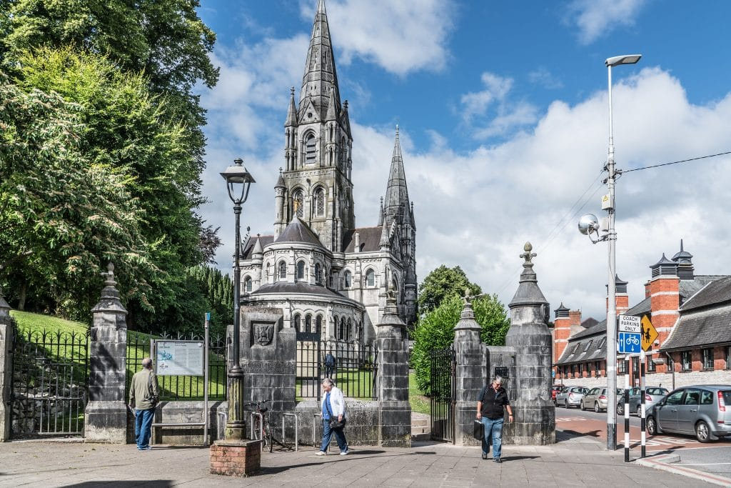 St Fin Barre's Cathedral in Cork, one of the best walks in and around Cork.