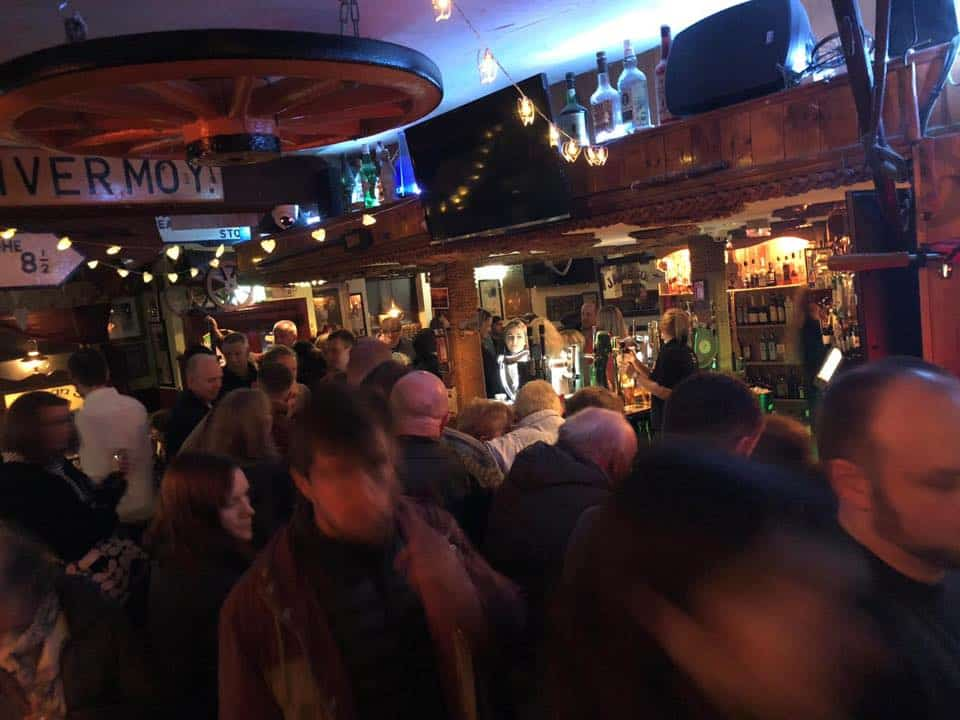 Ballina is full of great pubs and bars, another of the top places to have a great night out.