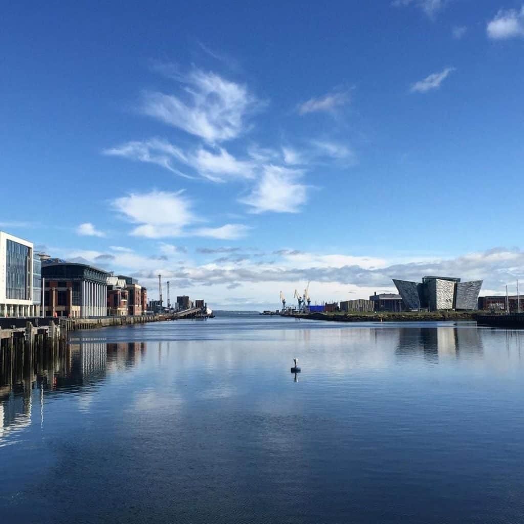 Another of the best walks in and around Belfast is the Belfast Harbour Walk.