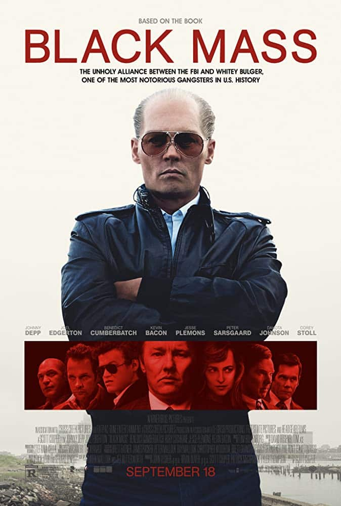 You must watch Black Mass, another of the top best Irish gangster movies.