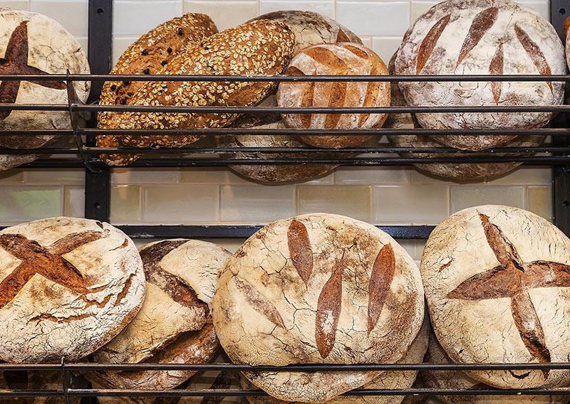 One of the top artisan bakeries in Ireland has got to be Bread 41 on Pearse Street.