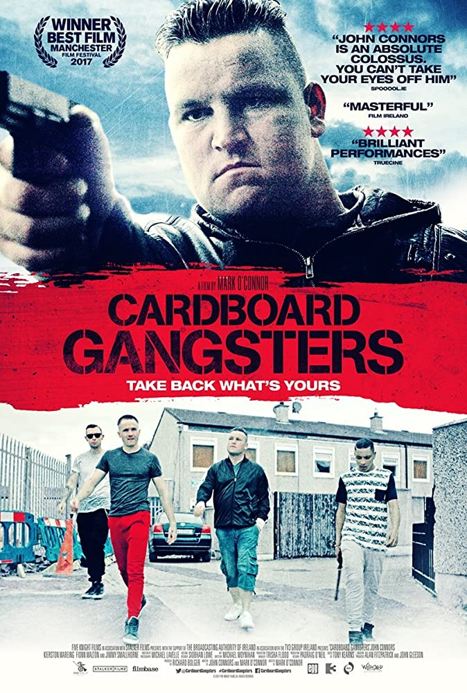 Carboard Gangsters is another of the top best Irish gangster movies.