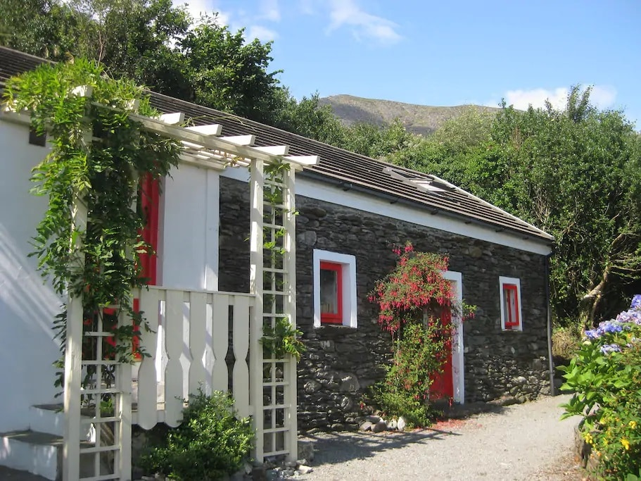 Four Directions Cottage is another of the top most adorable cottages in Ireland.