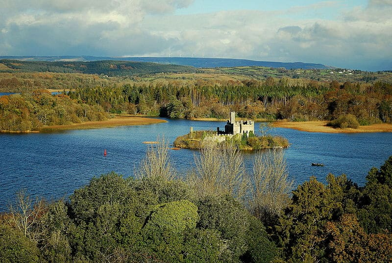 Looking another of the best things to do in Roscommon, check out Lough key Forest Park.