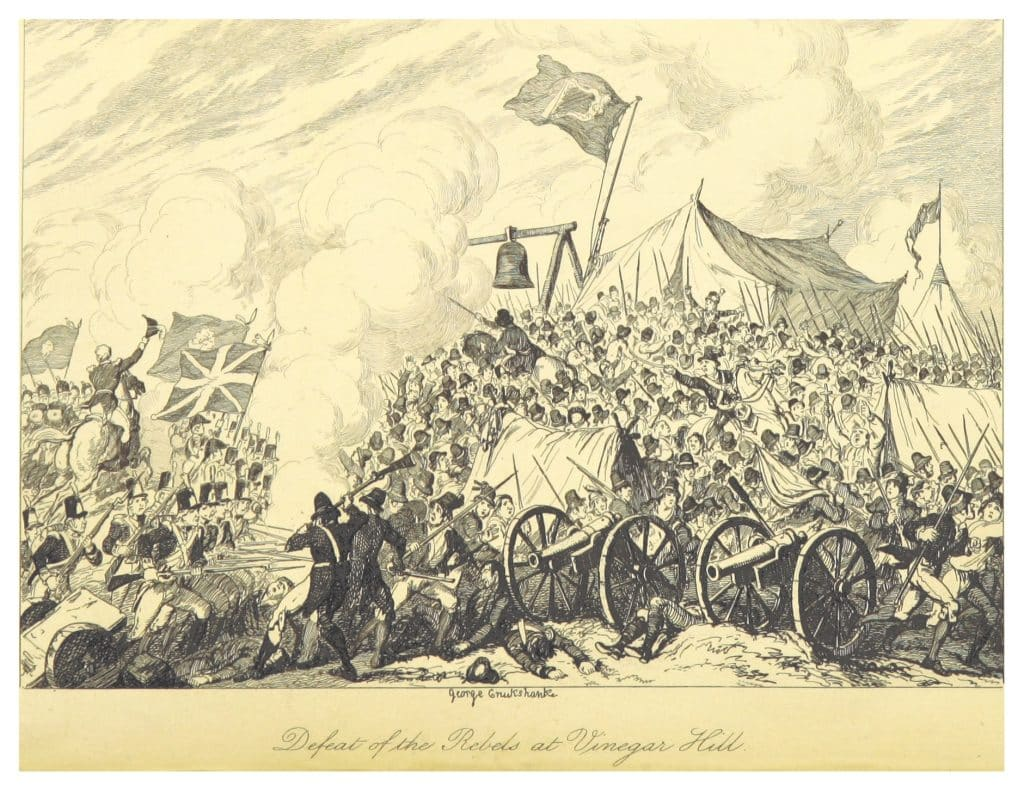 Another of the top important moments in Celtic history is the 1798 Rebellion.