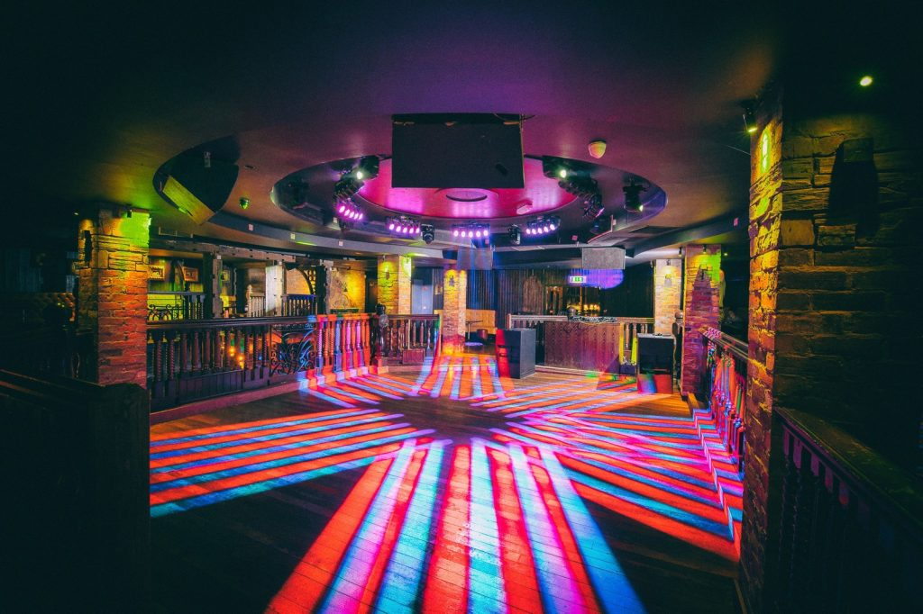 Maynooth is home to great clubs for both students and locals.