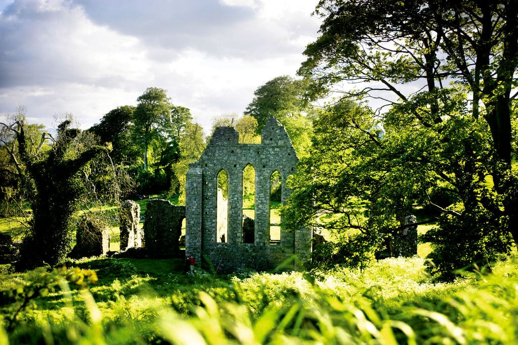 Downpatrick to Inch Abbey is another train route you need to travel on.