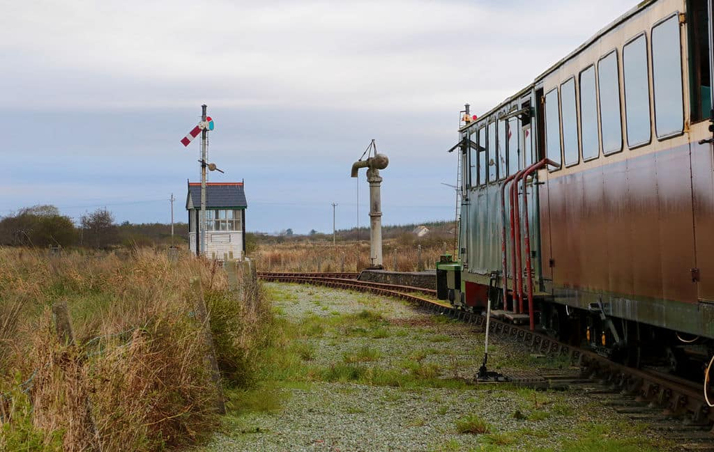 The West Clare railway is one of the best family days out.