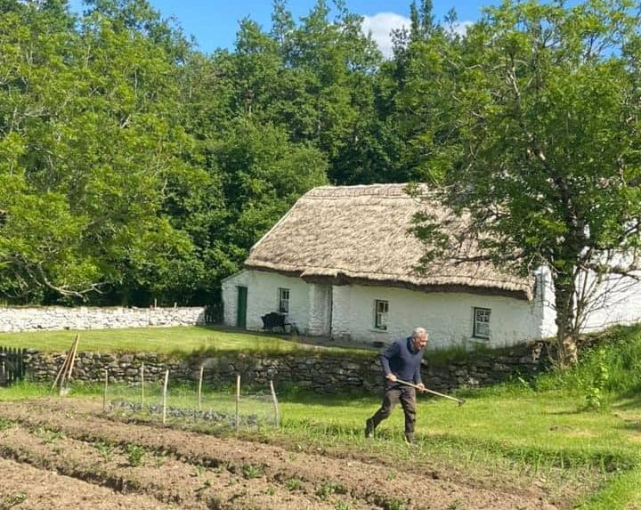 An Ireland's folk and heritage parks list wouldnt be complete without mentioning Muckross Traditional Farms.